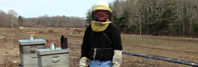 Meet the Beekeeper - Plymouth County, MA
