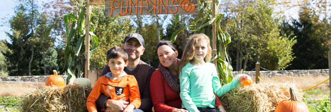 Billingsgate Farm Pumpkin Patch and Family Fun - Plymouth, Massachusetts