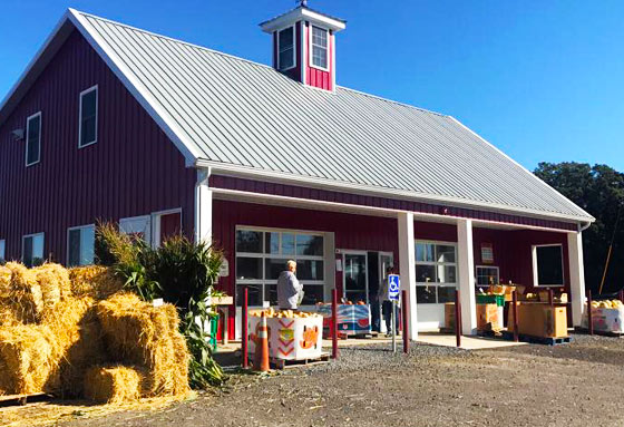 C&C Reading Farm Stand (West Bridgewater, MA)